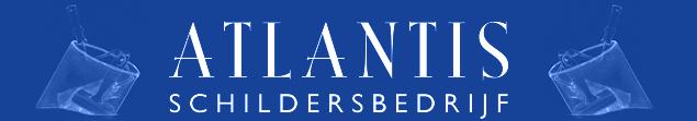 Atlantis schildersbedrijf logo